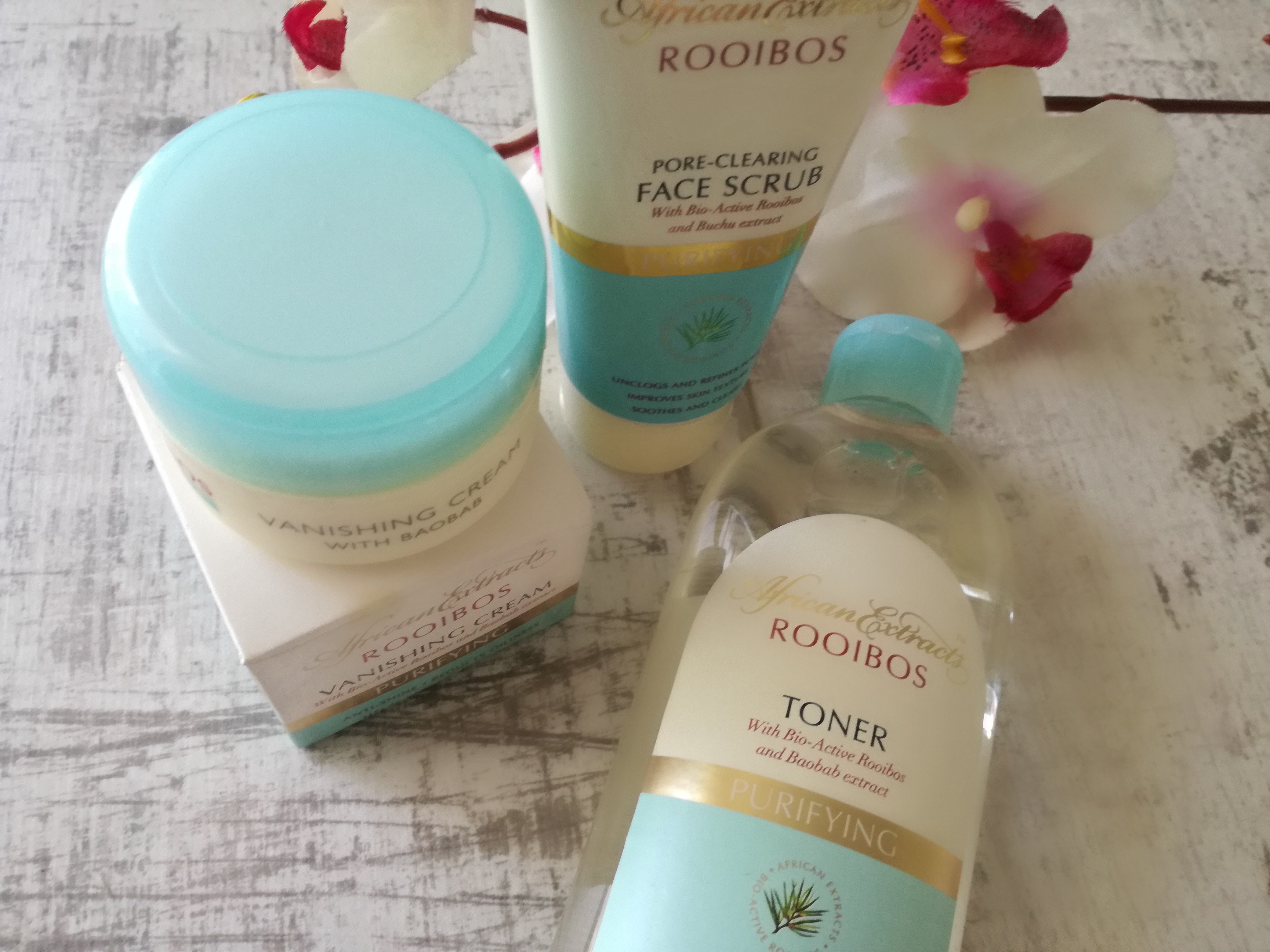 African Extracts Rooibos Range