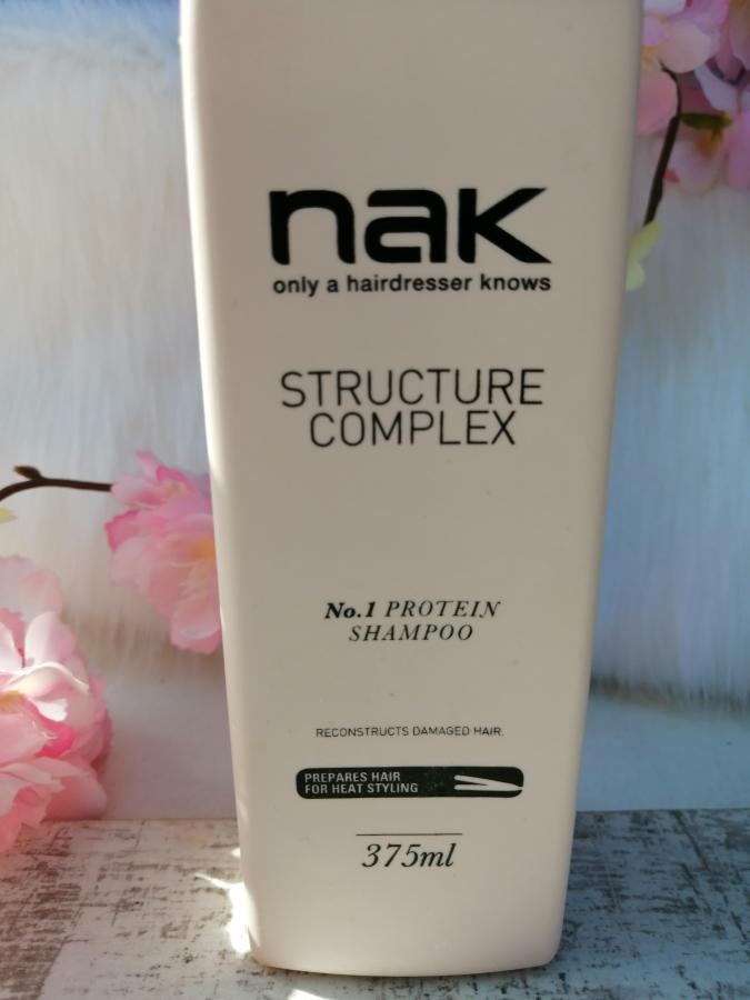 Nak Hair shampoo