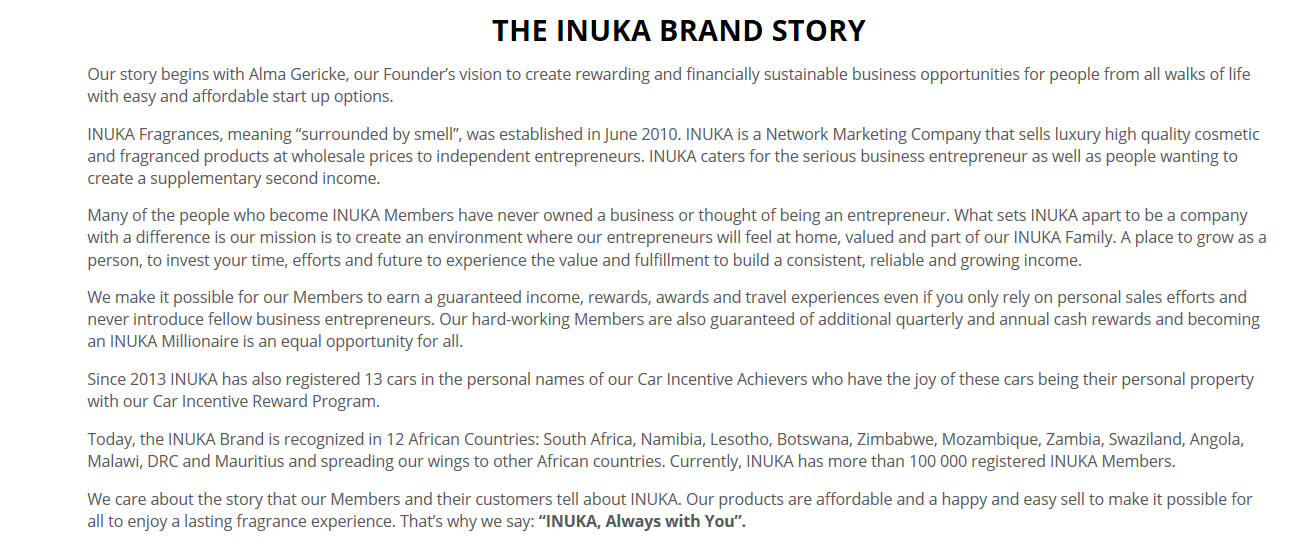 Earn Extra income with Inuka