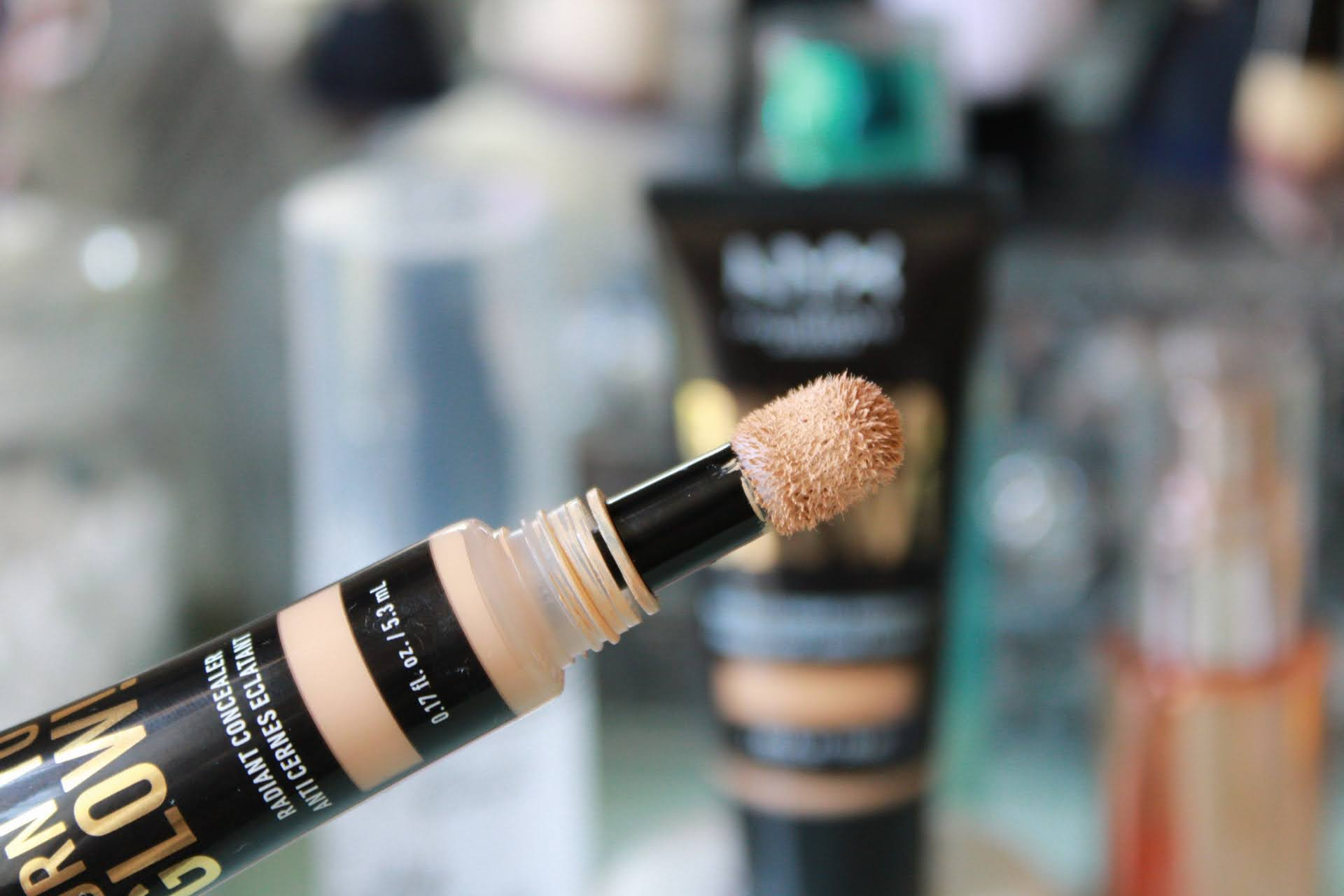 The NYX born to glow Concealer