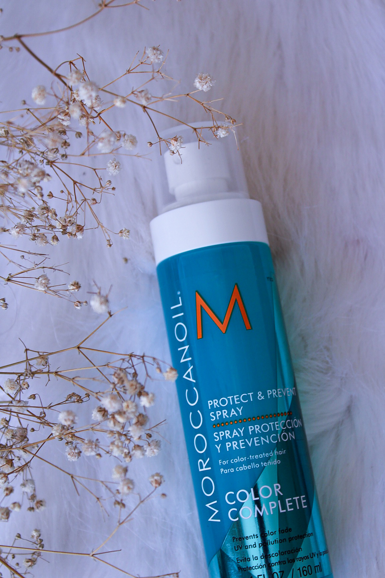 Boxyluxe March 2020 - Moroccan oil Protect and Prevent Spray