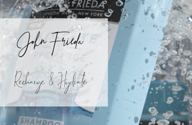 John Frieda Recharge and Hydrate