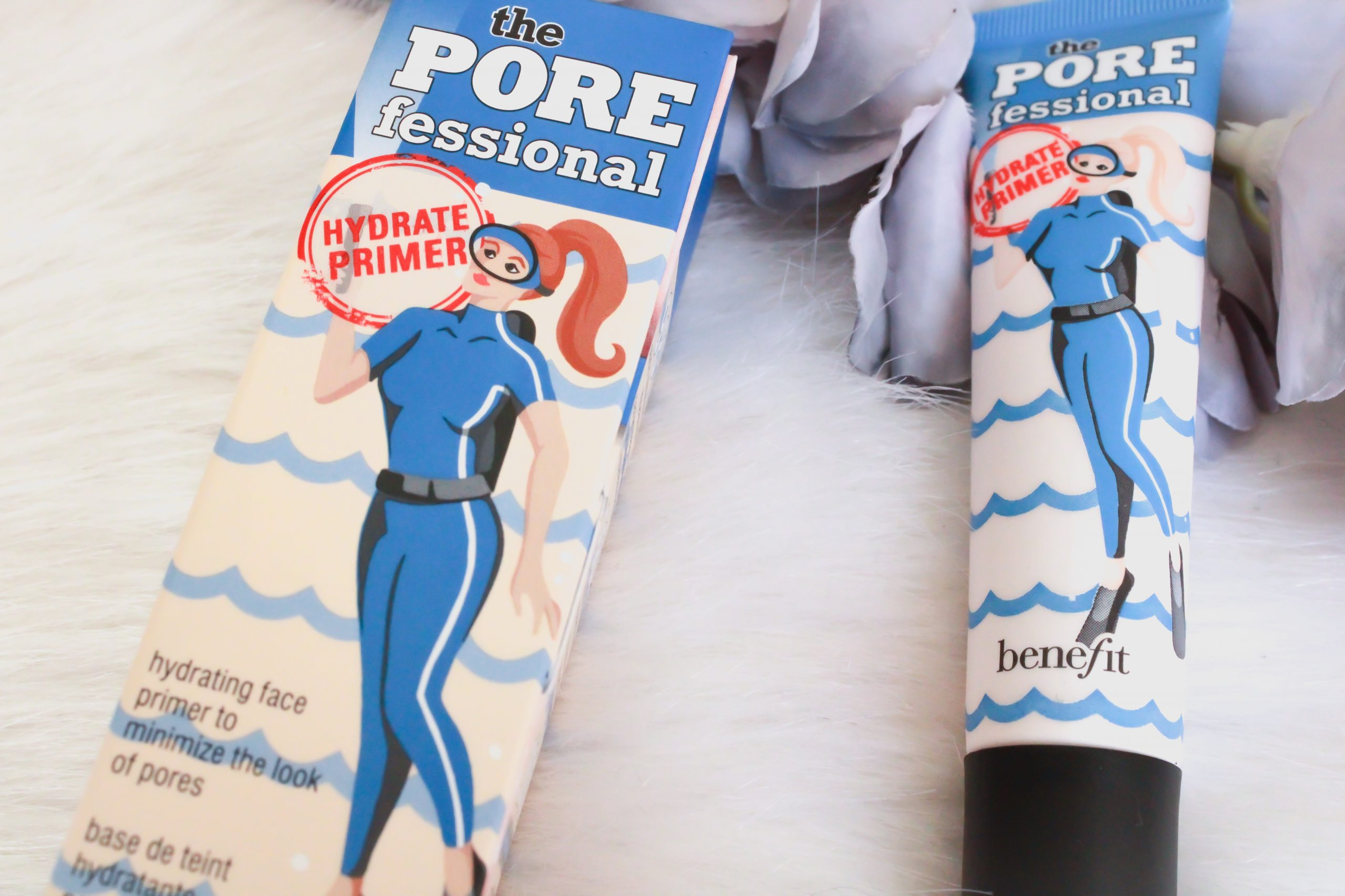 Benefit Porefessional Hydrate Primer Before